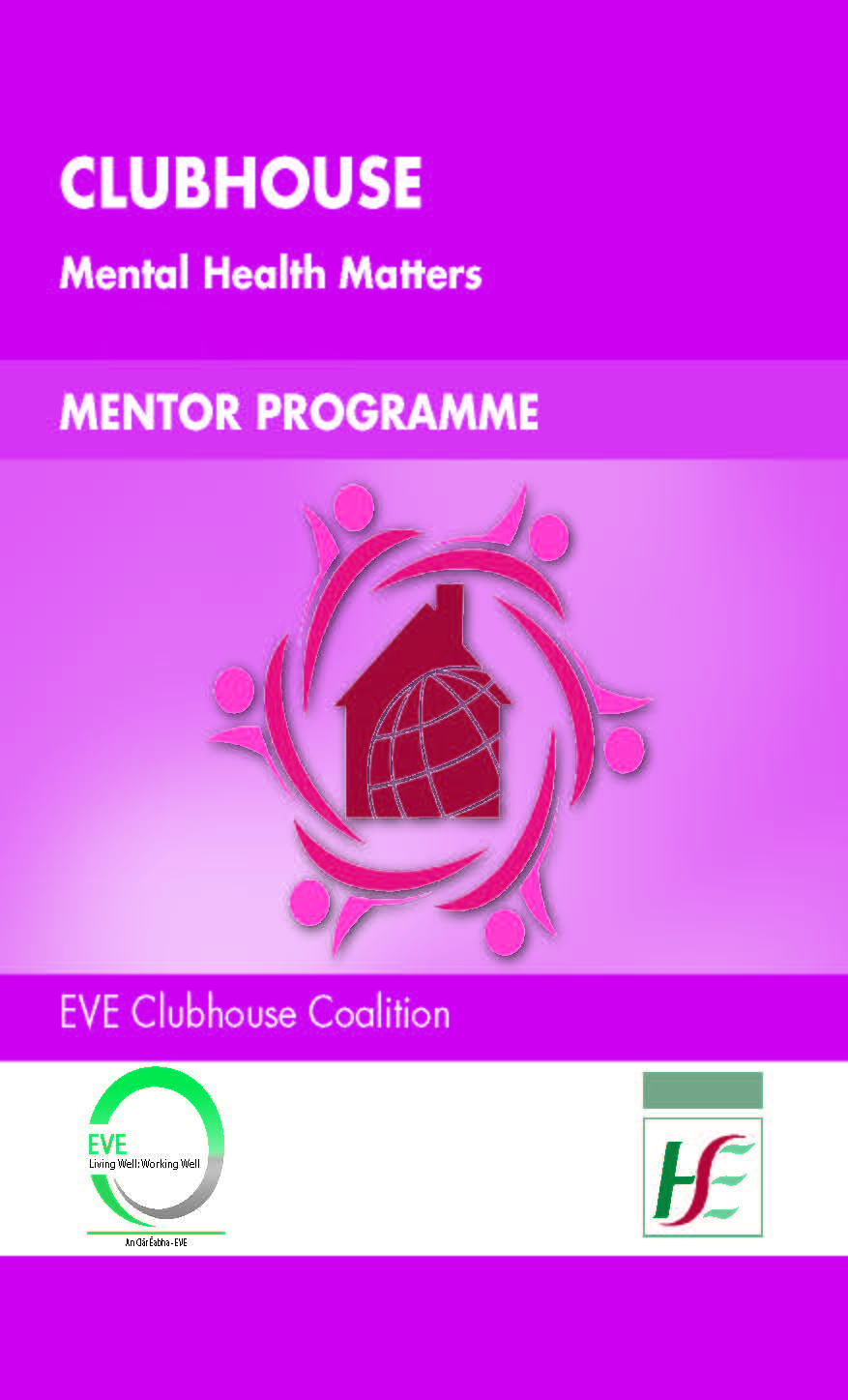 Clubhouse Mentoring Programme_Cover