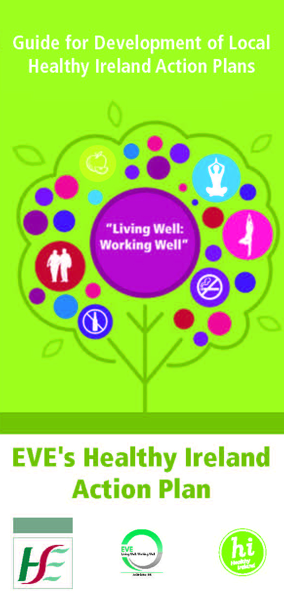 EVE Healthy Ireland leaflet